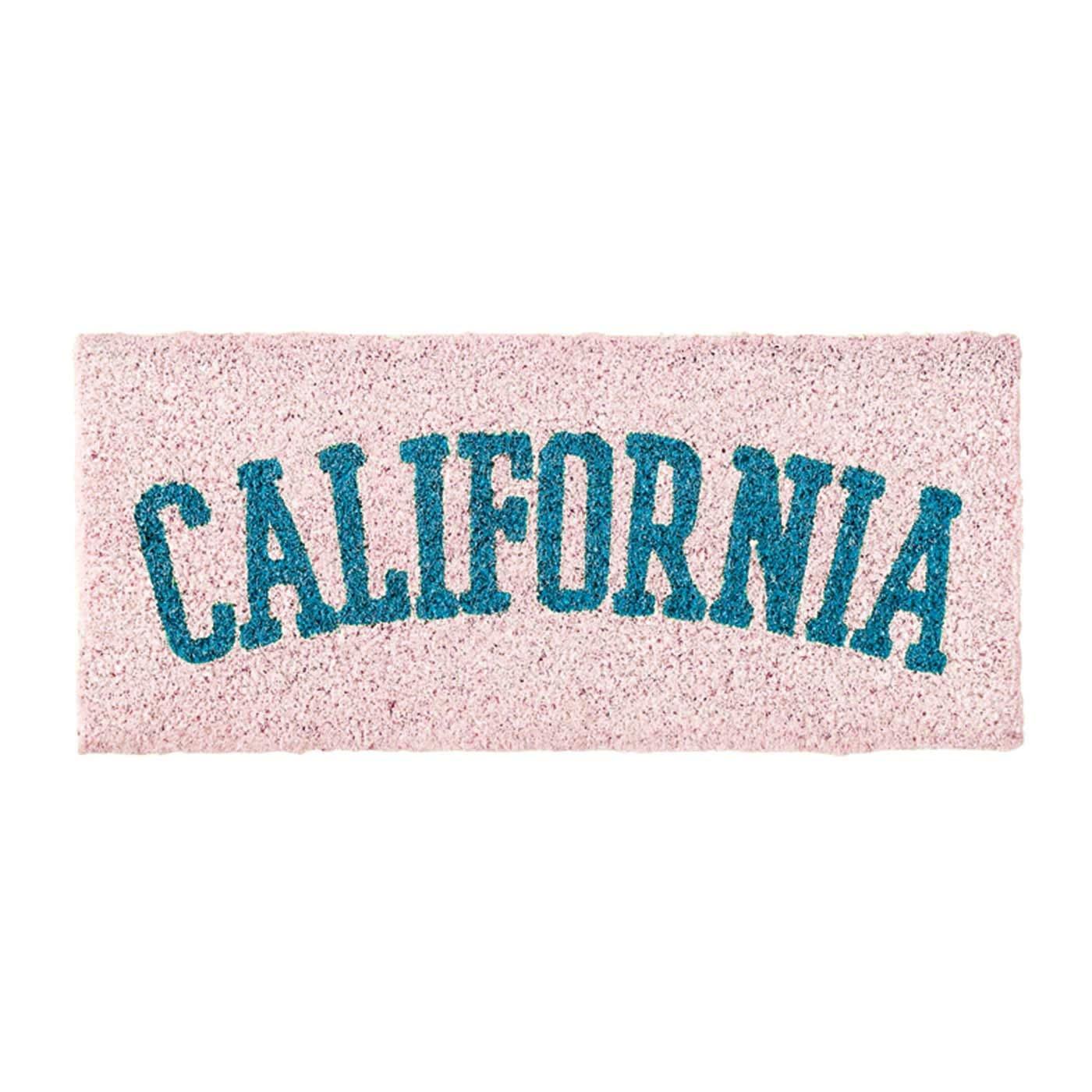 玄関マット〈CALIFORNIA〉