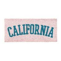 フェリシモ【定期便】新規購入キャンペーン アフィリエイトプログラムフェリシモ 玄関マット〈CALIFORNIA〉