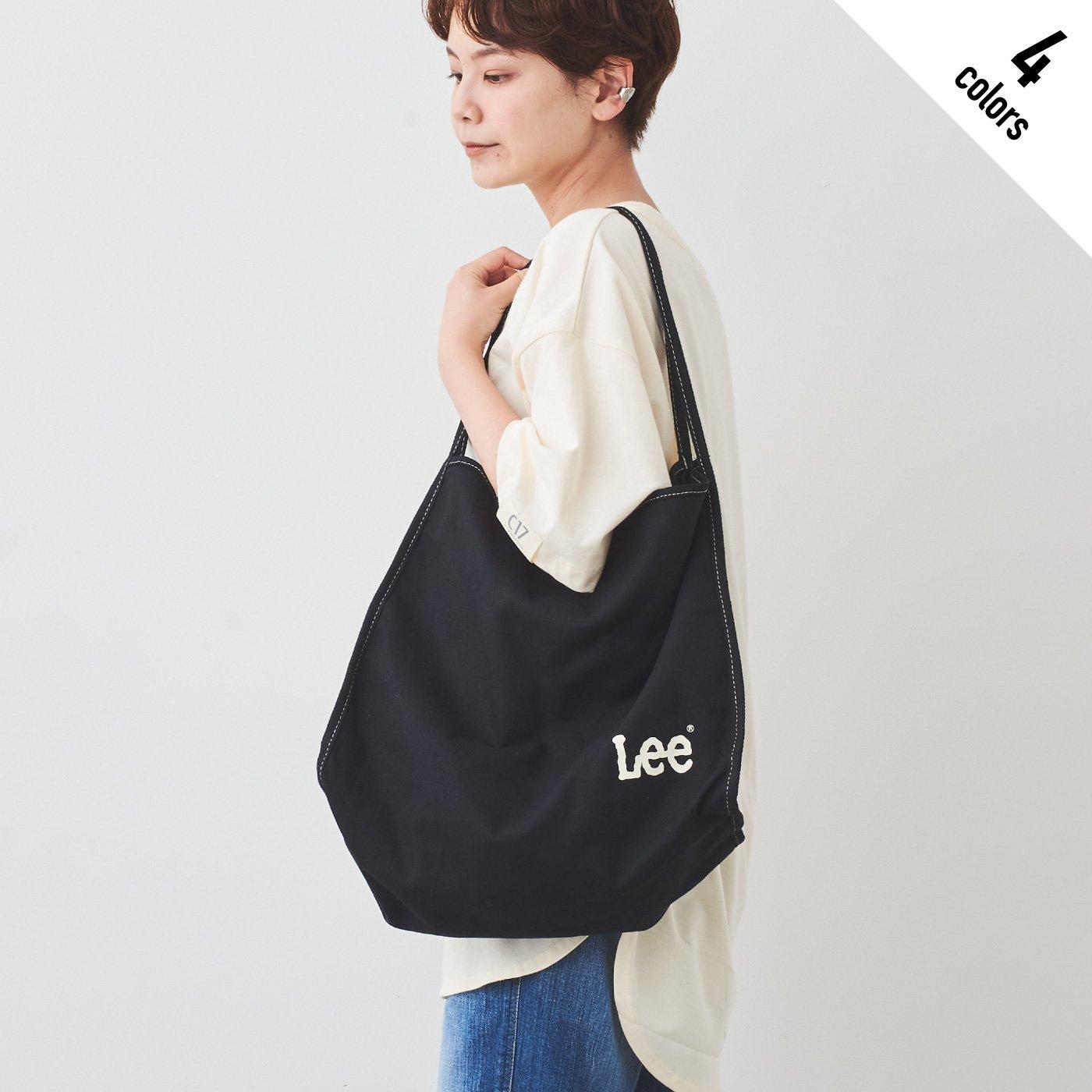 MEDE19F 〈SELECT〉 Lee キャンバスBIGトート