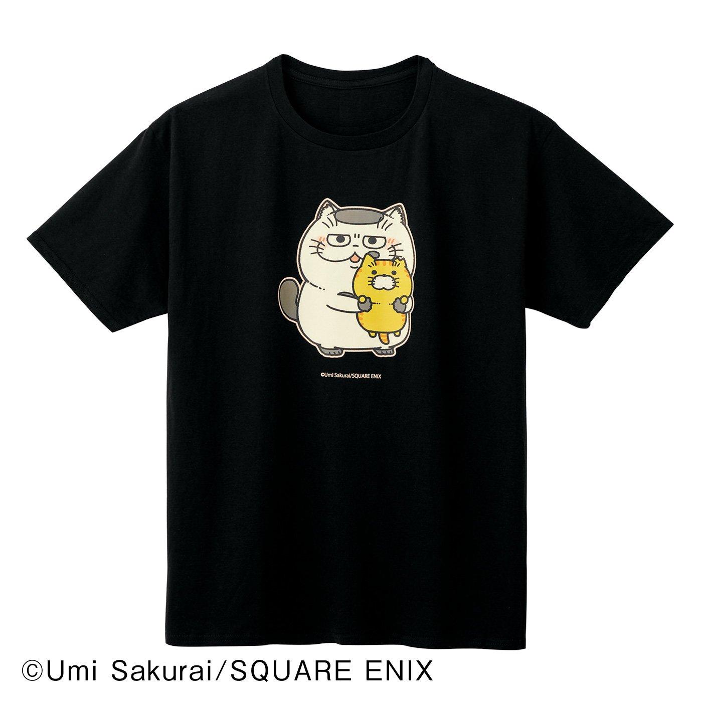 桜井海×猫部 地域猫チャリティーTシャツ2021