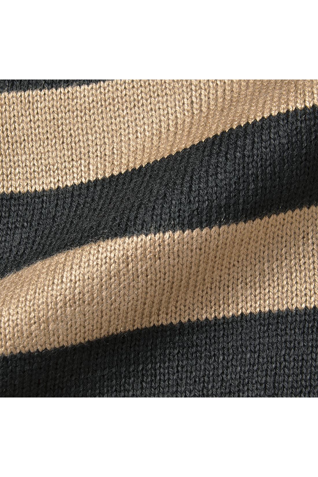 スカート部分は落ち感のいいハイゲージ。