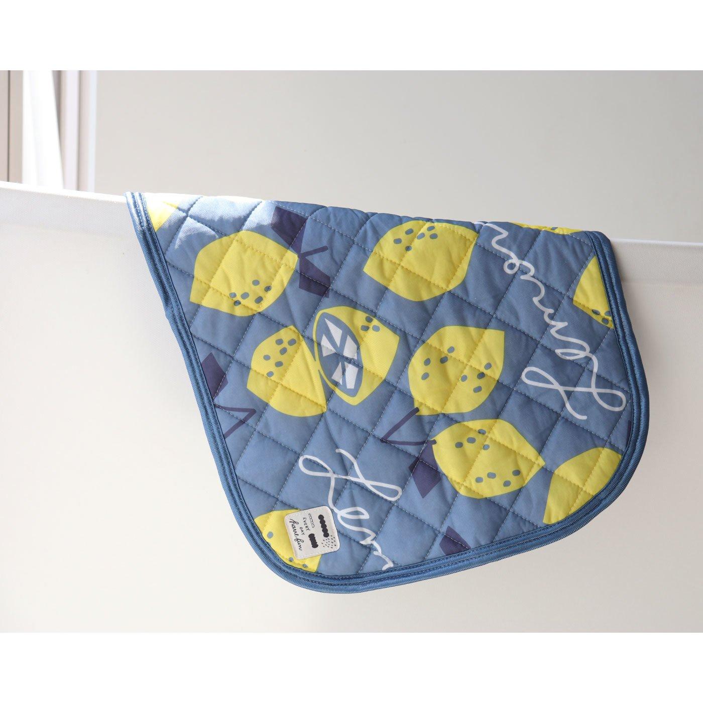 冷感素材 夏の快眠まくらパッド<爽やかレモン> ニコシェアセット