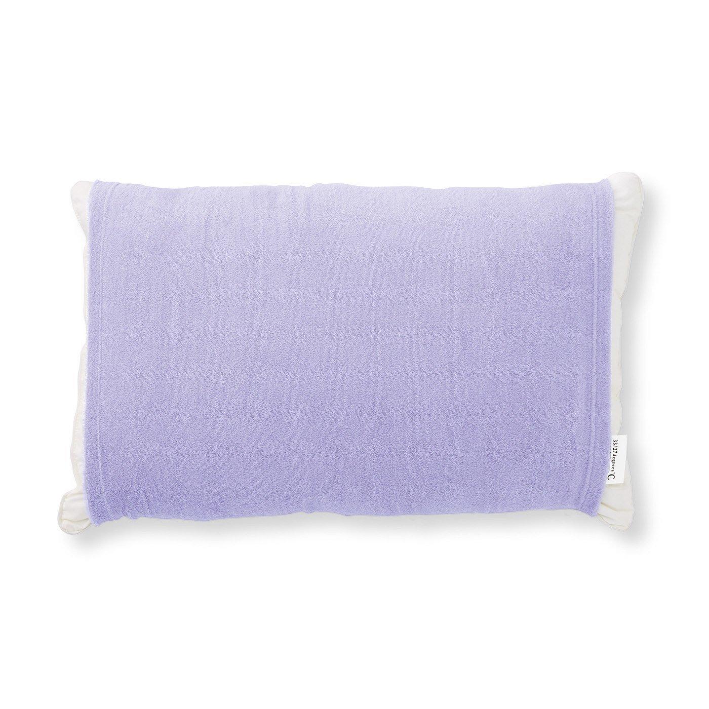 ふんわりパイルの肌あたり 消臭 枕カバー