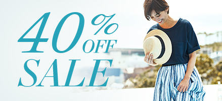 and myera 40%off SALE