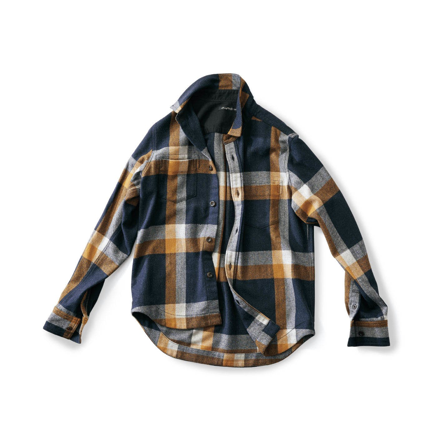 サニークラウズ ブランケットなシャツ〈メンズ〉