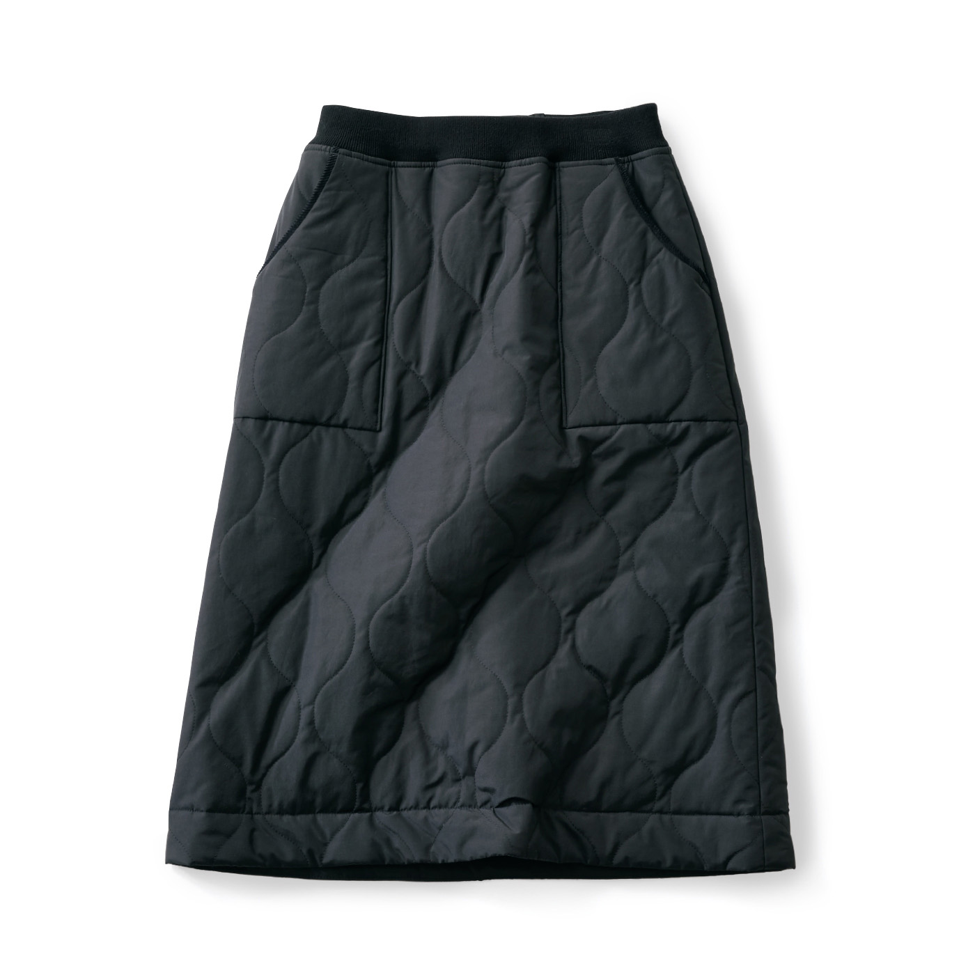 サニークラウズ キルトのスカート〈レディース〉