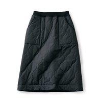 <フェリシモ>サニークラウズ キルトのスカート〈レディース〉【送料無料】