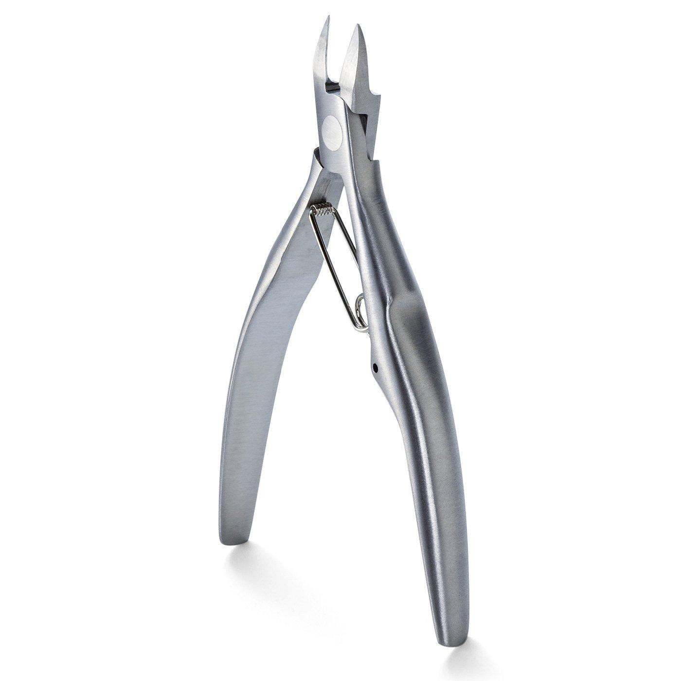 巻き爪専門医と開発 らくにきれいにカットできる 巻き爪専用つめ切り