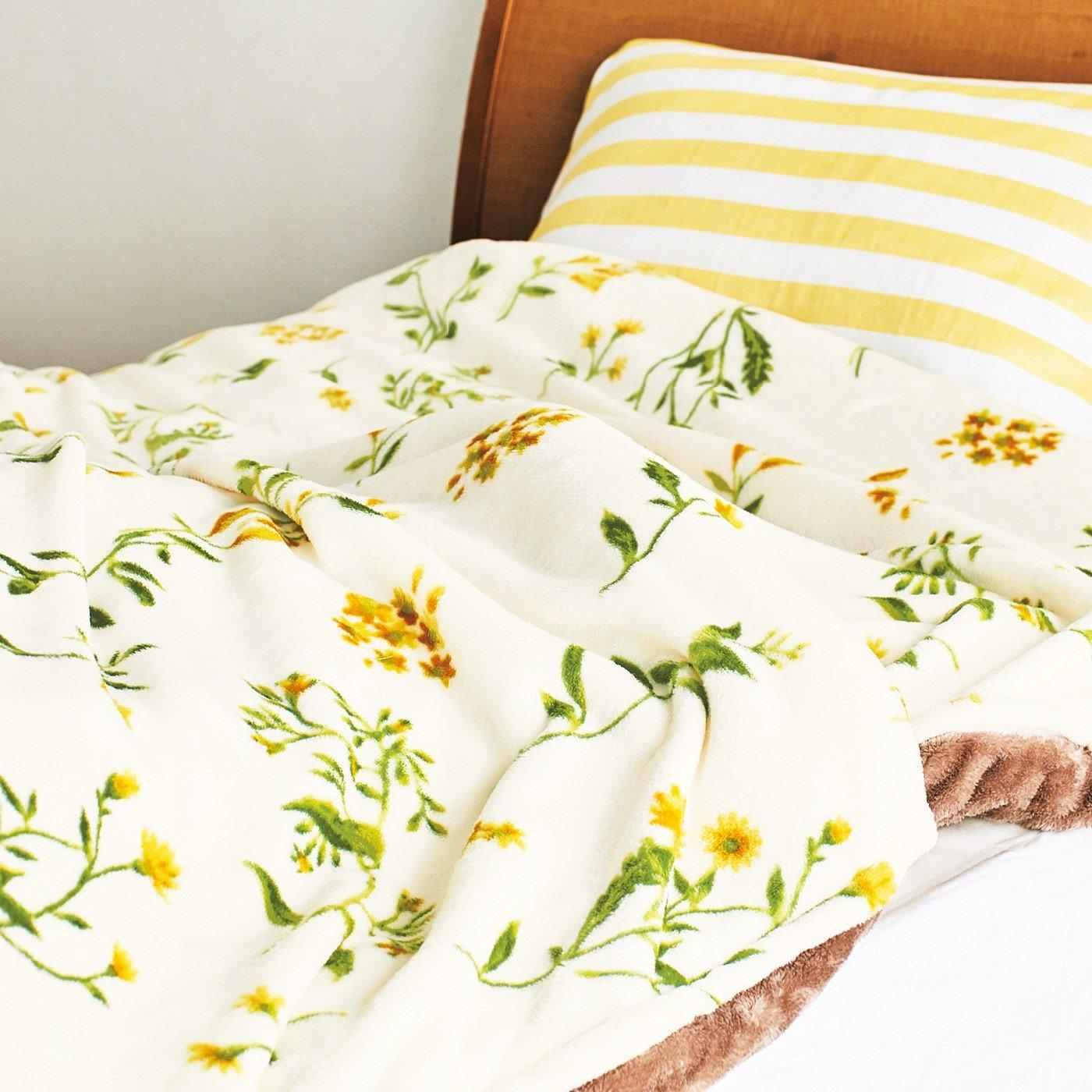 眠気を誘うとろけるタッチ 毛布いらずリバーシブル掛け布団カバー〈ダブル〉の会