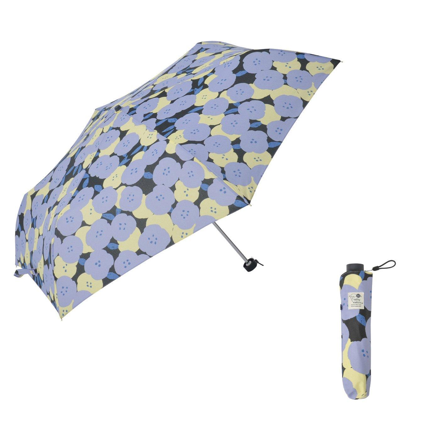 ちょっと大きめ55cmのブロッサム雨傘
