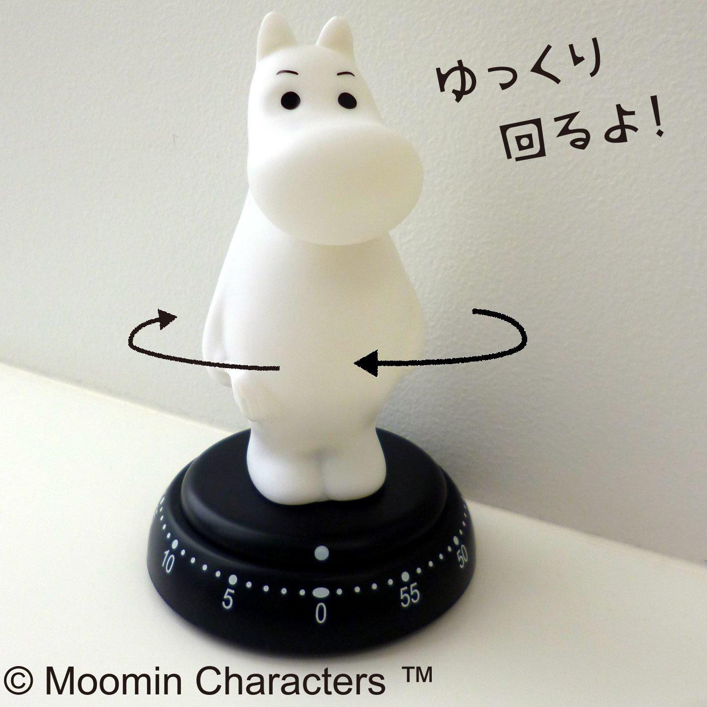 MOOMIN ムーミン 3Dキッチンタイマー