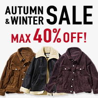 MEDE19F AUTUMN & WINTER SALE