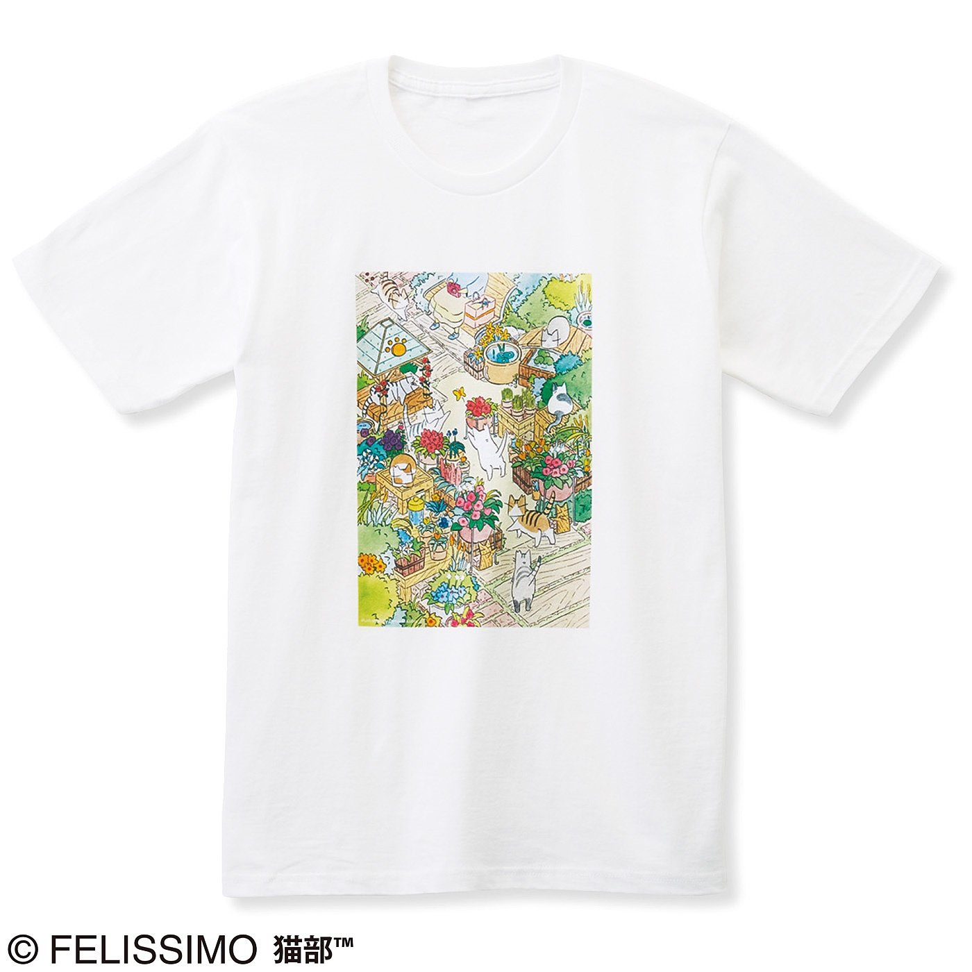 猫部×久保智昭 地域猫チャリティーTシャツ2019
