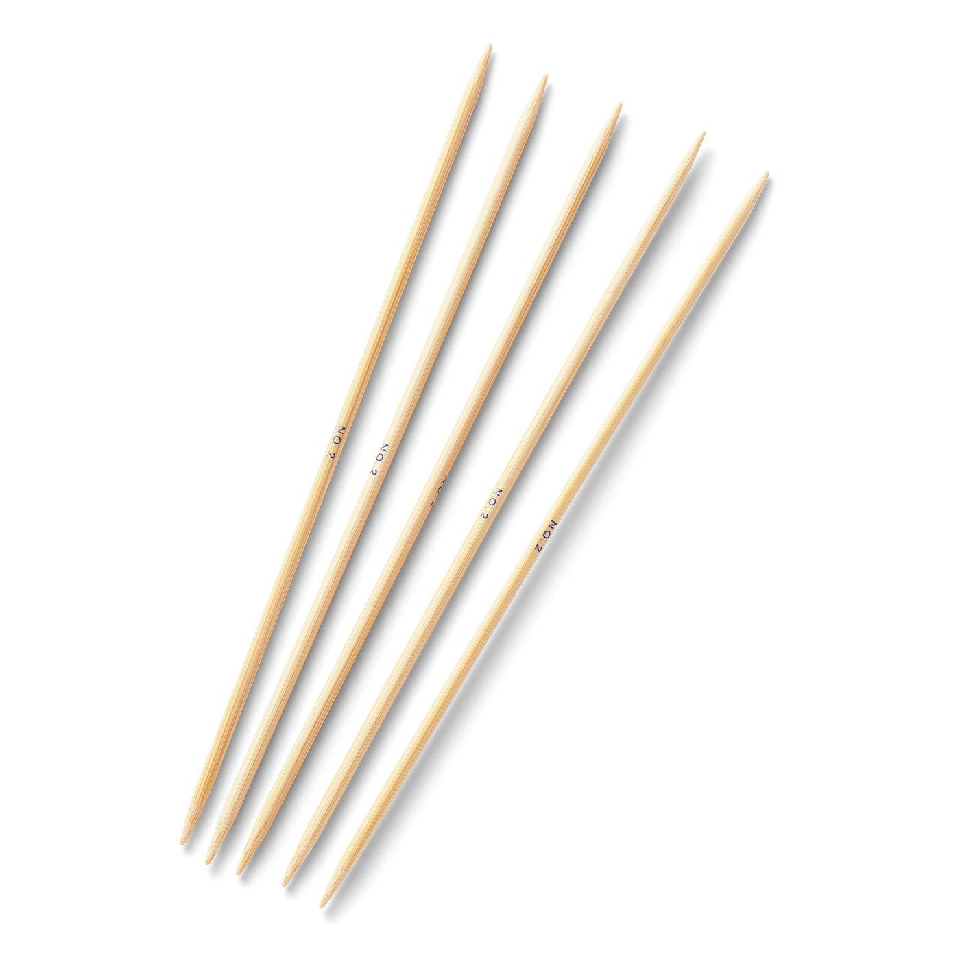 棒針2号短5本針