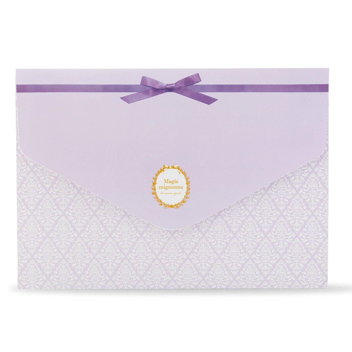 大切な書類はとっておきのケースへ 美しく整とん&出し入れができる ドキュメントケース〈L〉