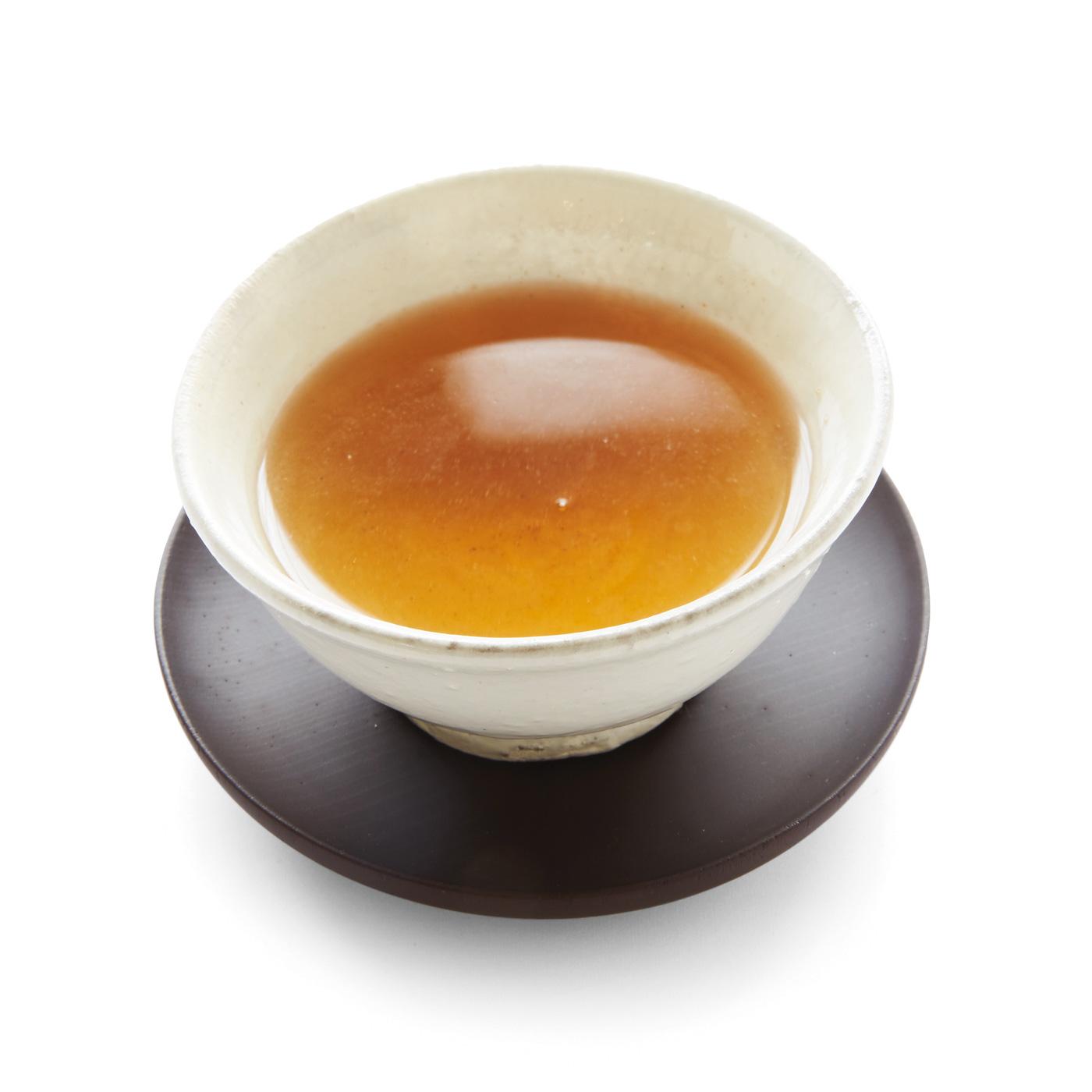Dari K すべてのセットに京のカカオ茶付き