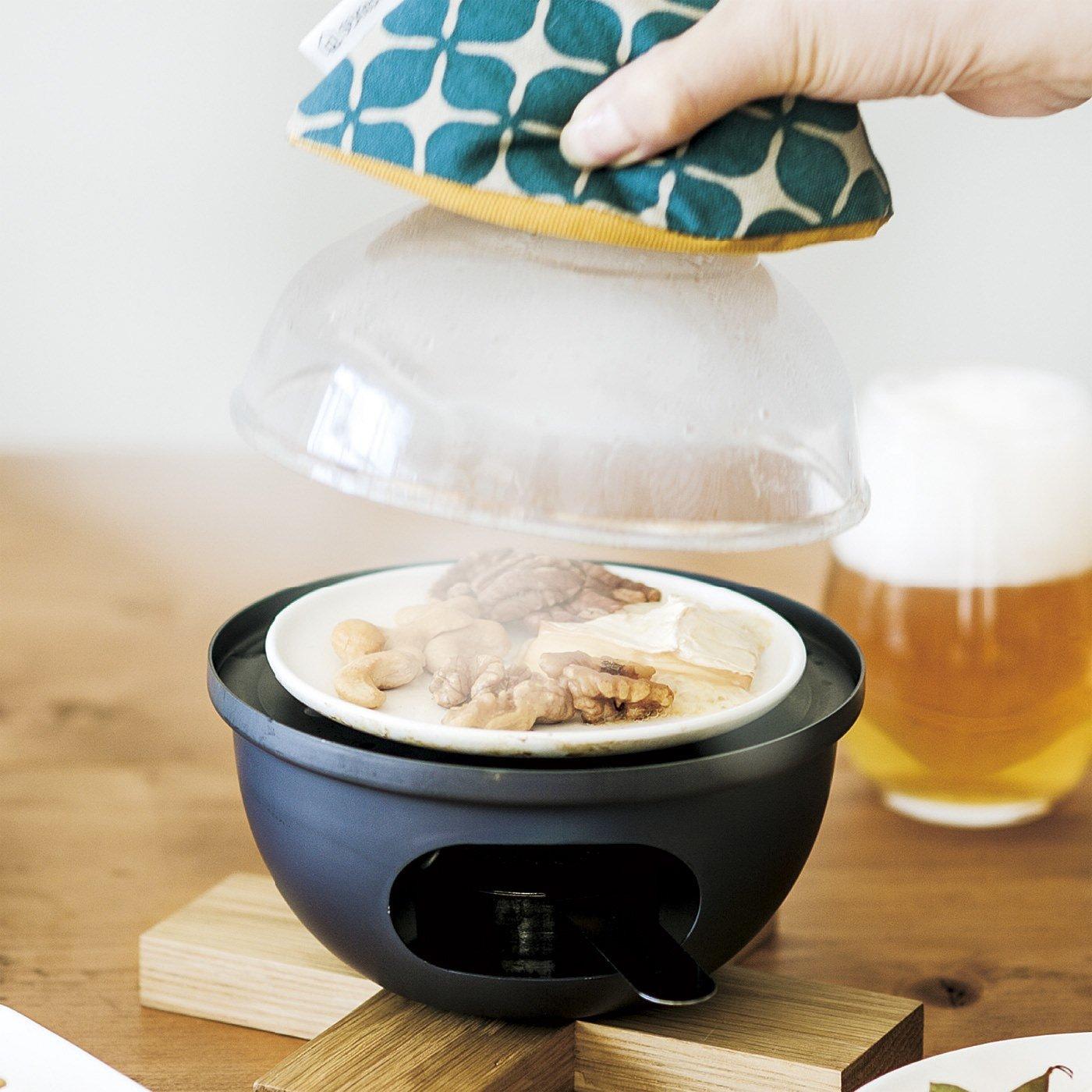 おうちでお手軽燻製(くんせい)料理 スモーククッカー