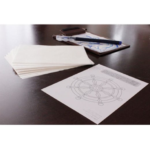 プチ写仏専用半紙セット