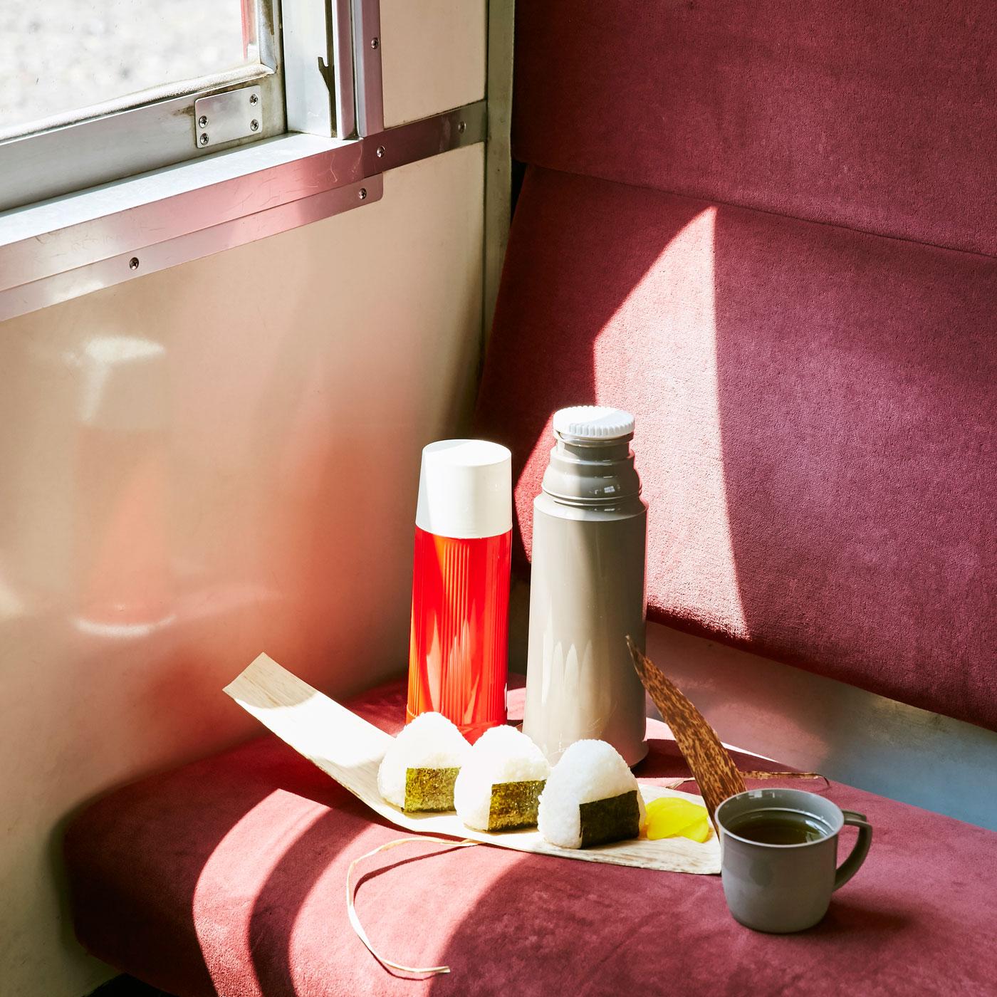 <例えばこんなことが身に付きます>車窓茶会を満喫する「おいしいお茶の淹れ方」