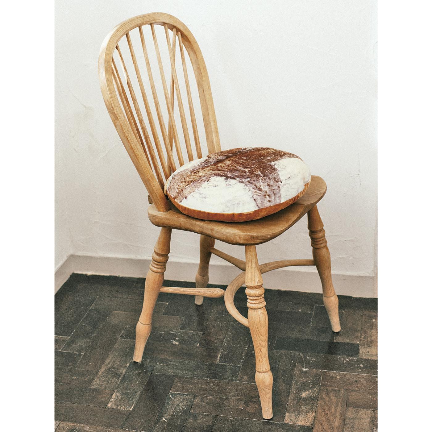 いすの上のクッションにしても◎。