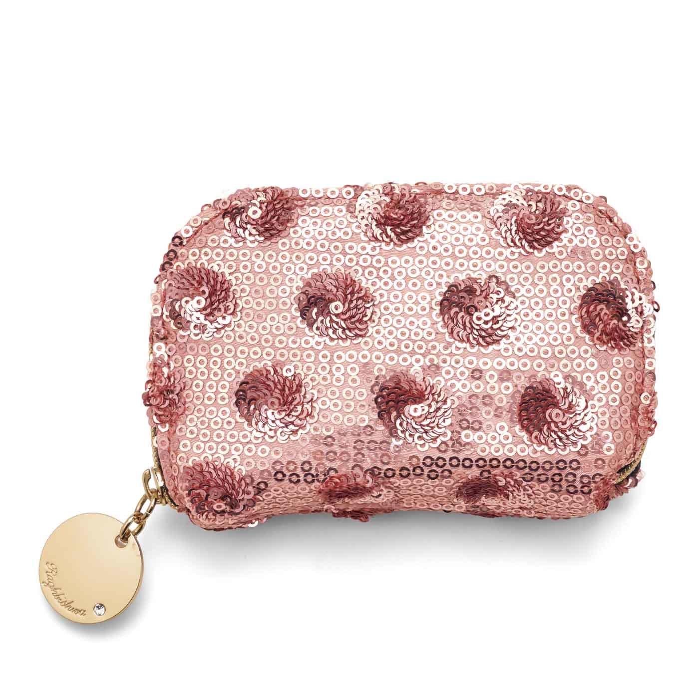 女らしさプラス 大人のシャイニーミニ財布