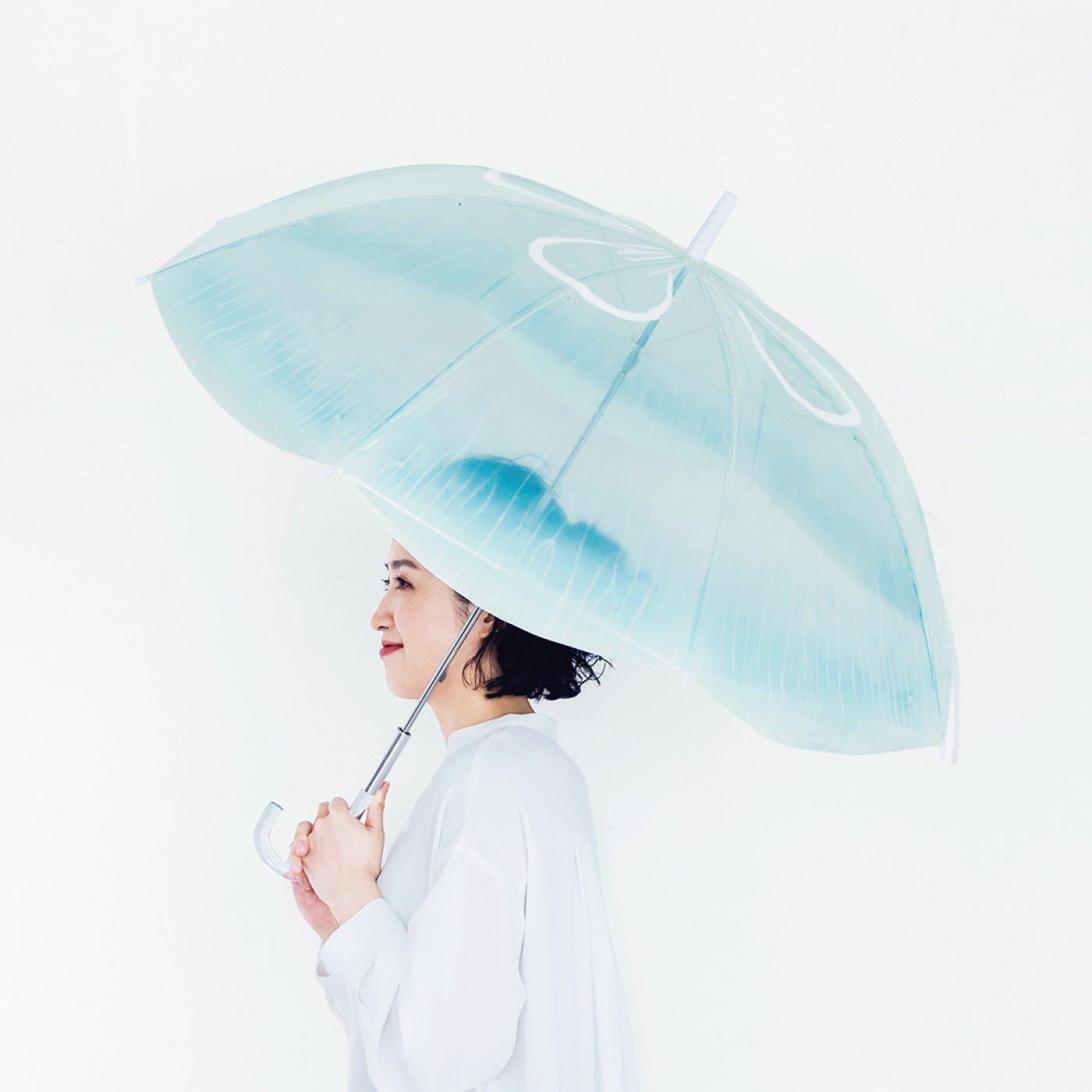 YOU+MORE! 雨空を泳ぐ ミズクラゲの傘