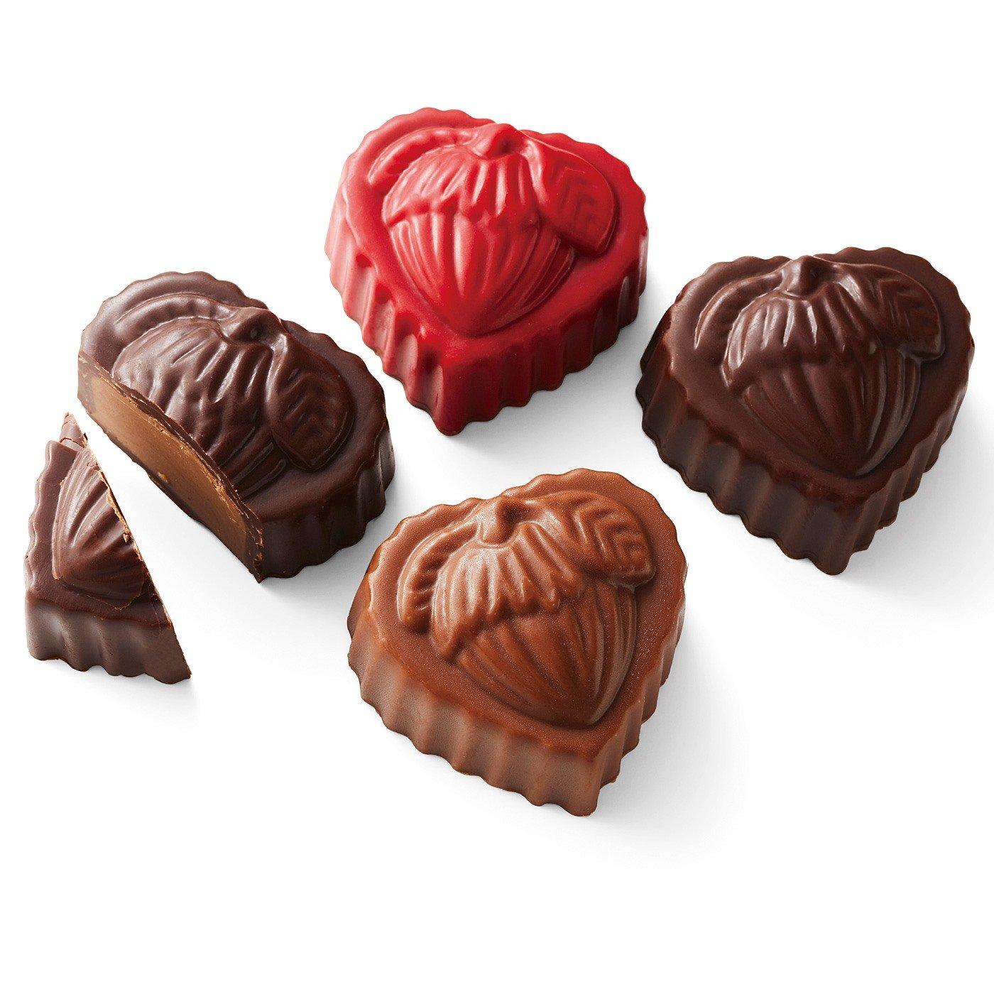 【3月お届け便】ショコラノゼット ナッツハート