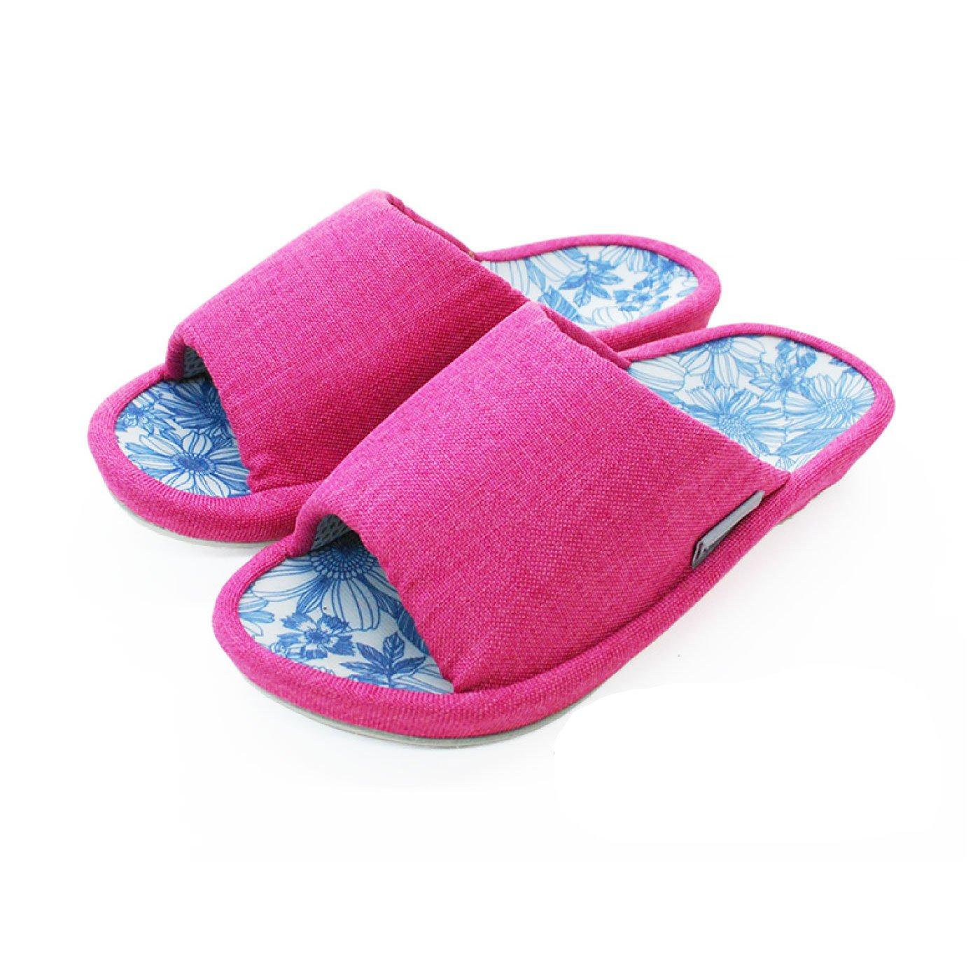 足裏フィットと冷感素材が気持ちいい コンフォートスリッパ