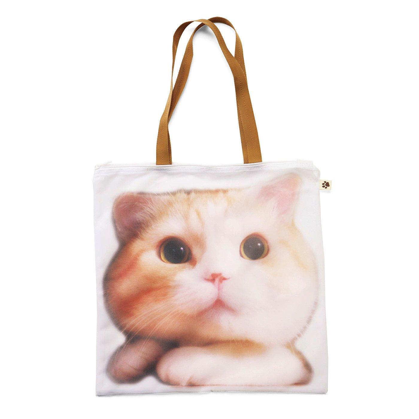 猫部オリジナル洗濯用ポーチ〈中〉