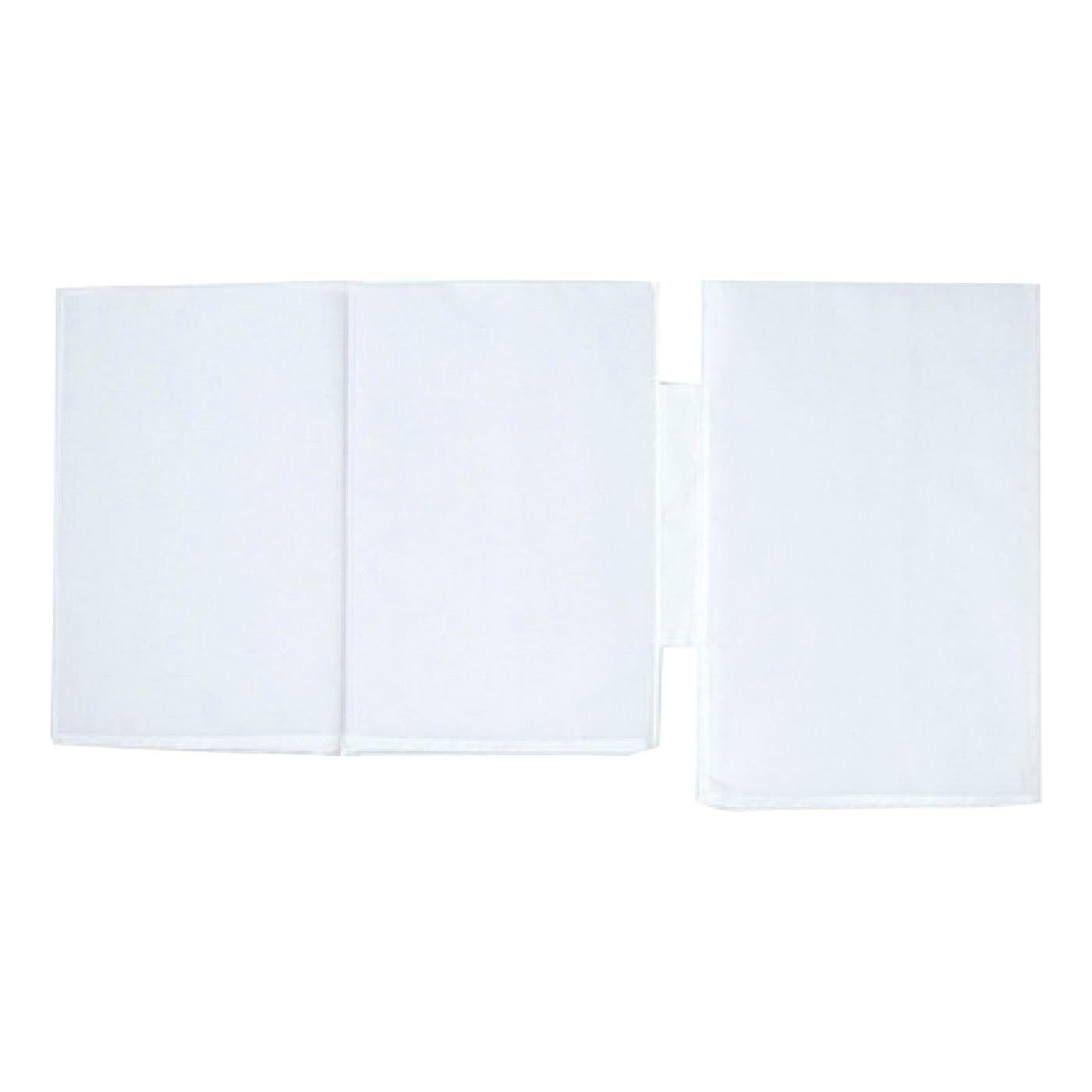 異変に気づける白い底敷き 中でペットに異変があったときに素早く気づけるように内側の底敷きにはメディカルホワイト(白色)を採用。取り外して丸洗いできて衛生的。