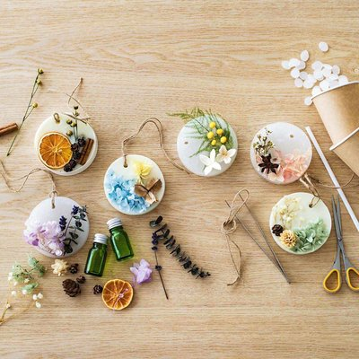 RoomClip商品情報 - お好みの香りで楽しむフラワーアレンジメント アロマワックスバーキットの会 フェリシモ FELISSIMO