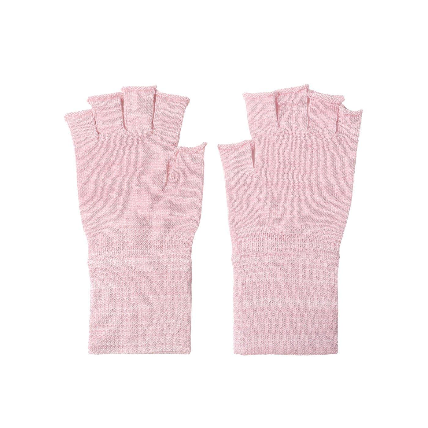 シルクとアロエの大人の手袋