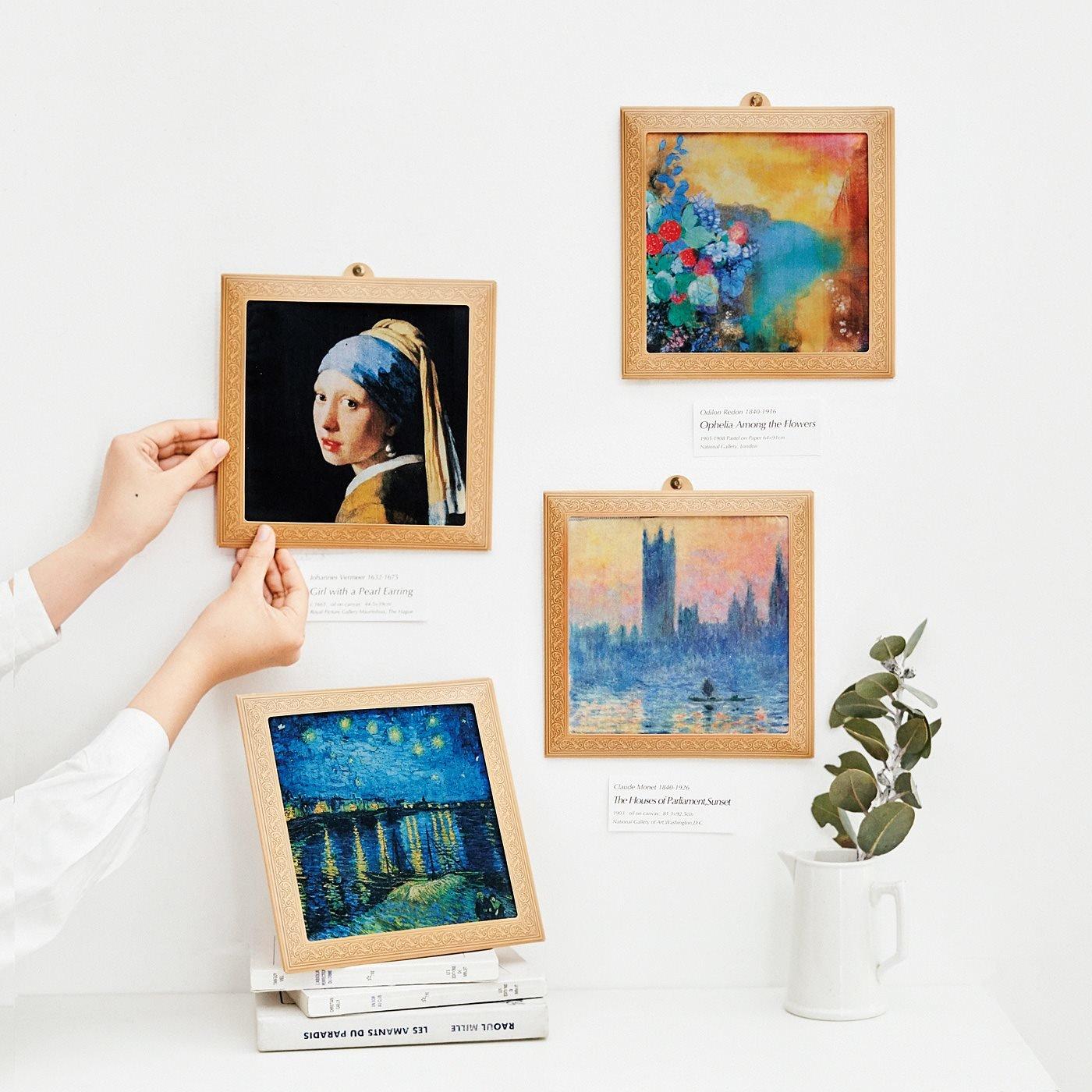 フェリシモミュージアム部 アートハンカチコレクション〈青〉の会