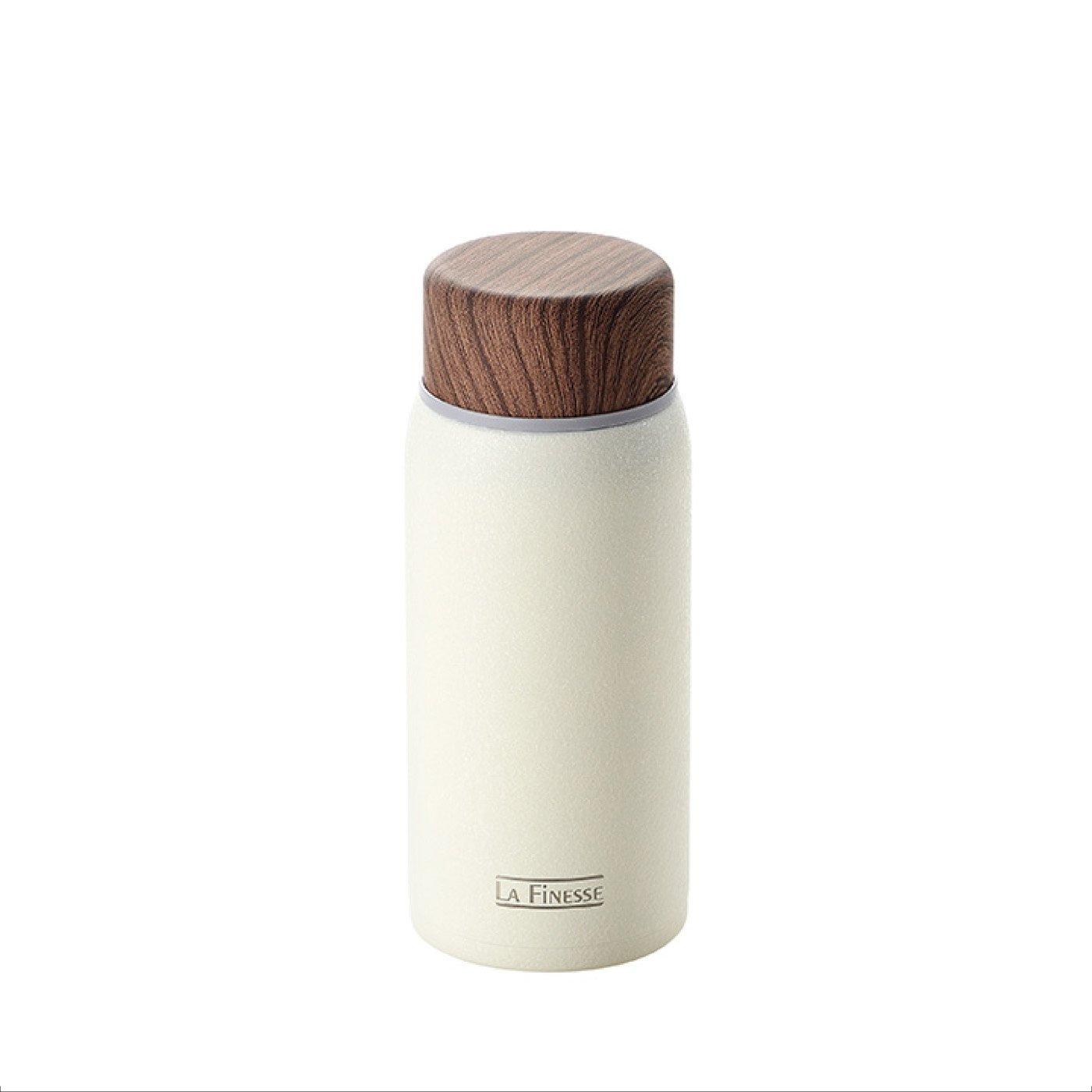 ゆるりナチュラルな質感 ラフィネス保温・保冷マグボトル 350ml