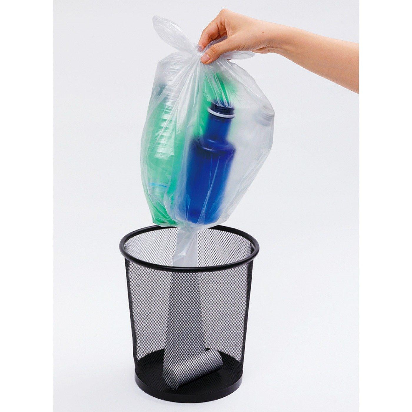 20枚の袋がロールになってコンパクト 次が使いやすいロール状ゴミ袋〈20L〉の会