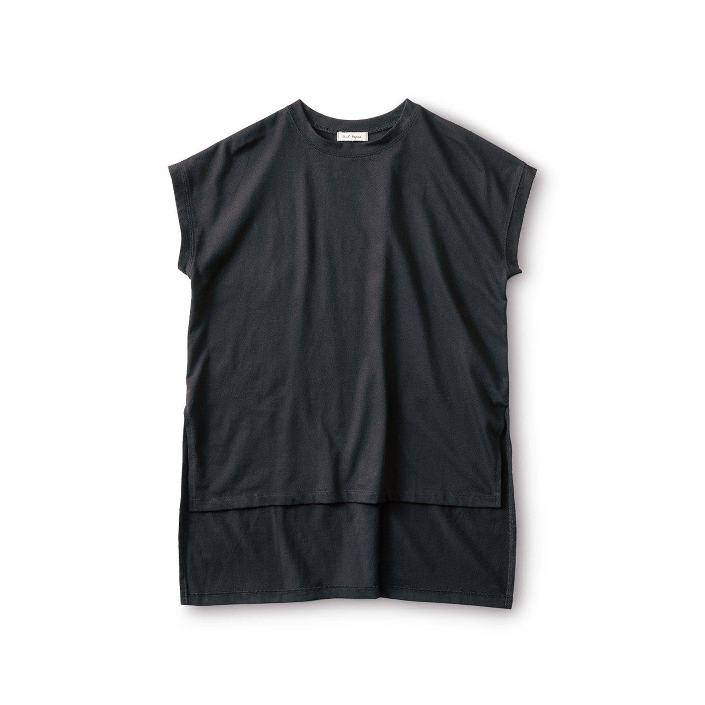 and myera フレンチスリーブTシャツ