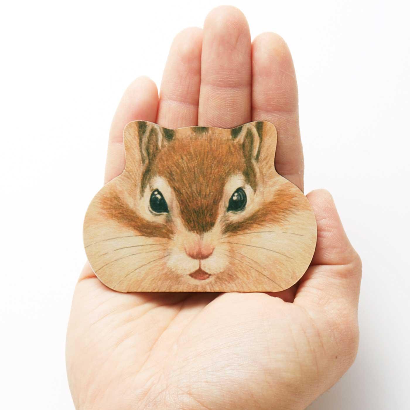 かわいい手のひらサイズ。