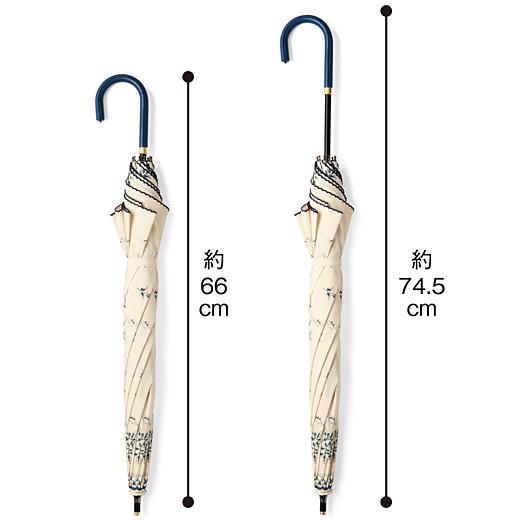 柄の長さは2段階に調節可能で持ち運びやすい。