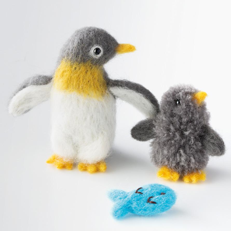 タイプ10:ペンギン
