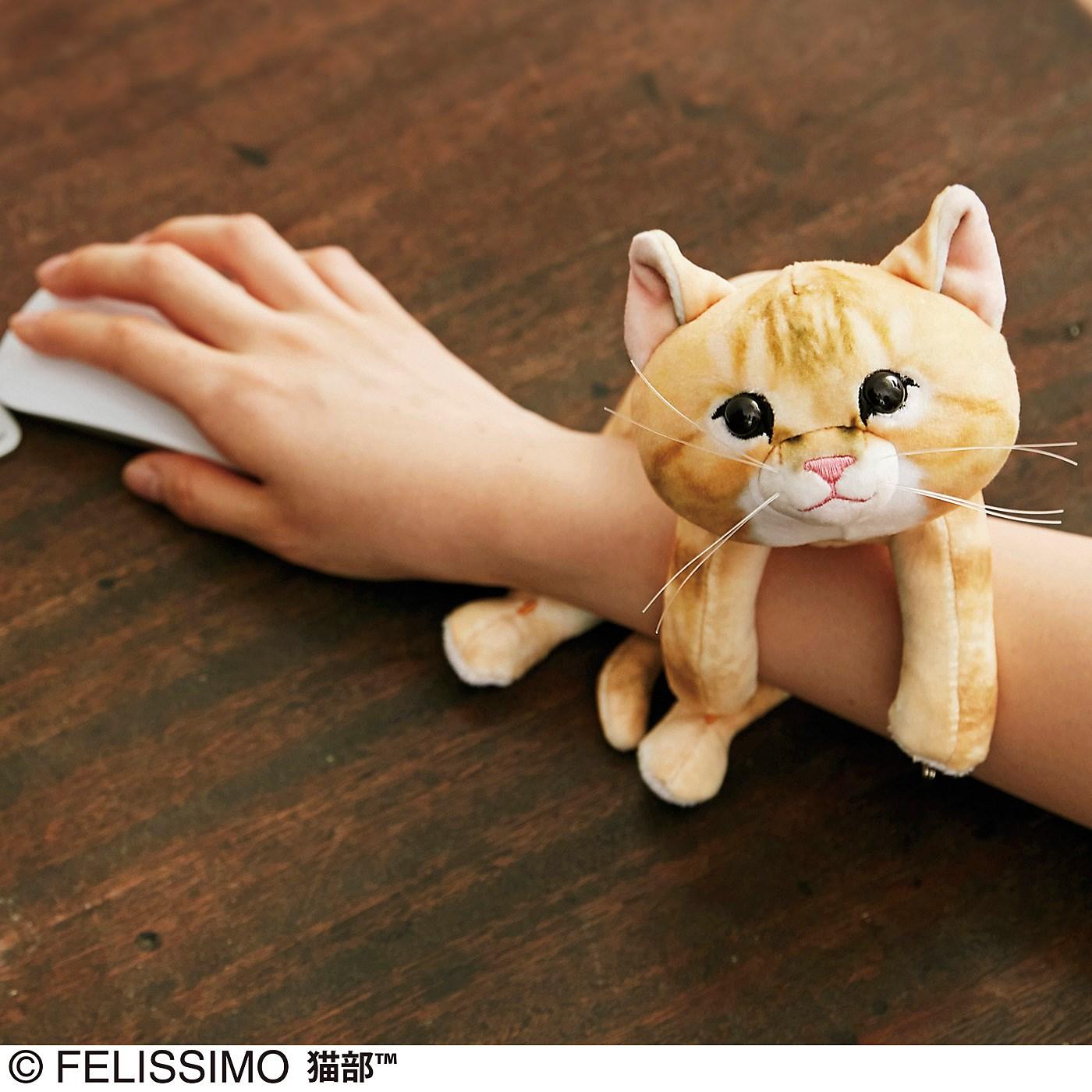 YOU+MORE! もっちり癒やされタイム 子猫のアームレスト〈エクスプレス便〉