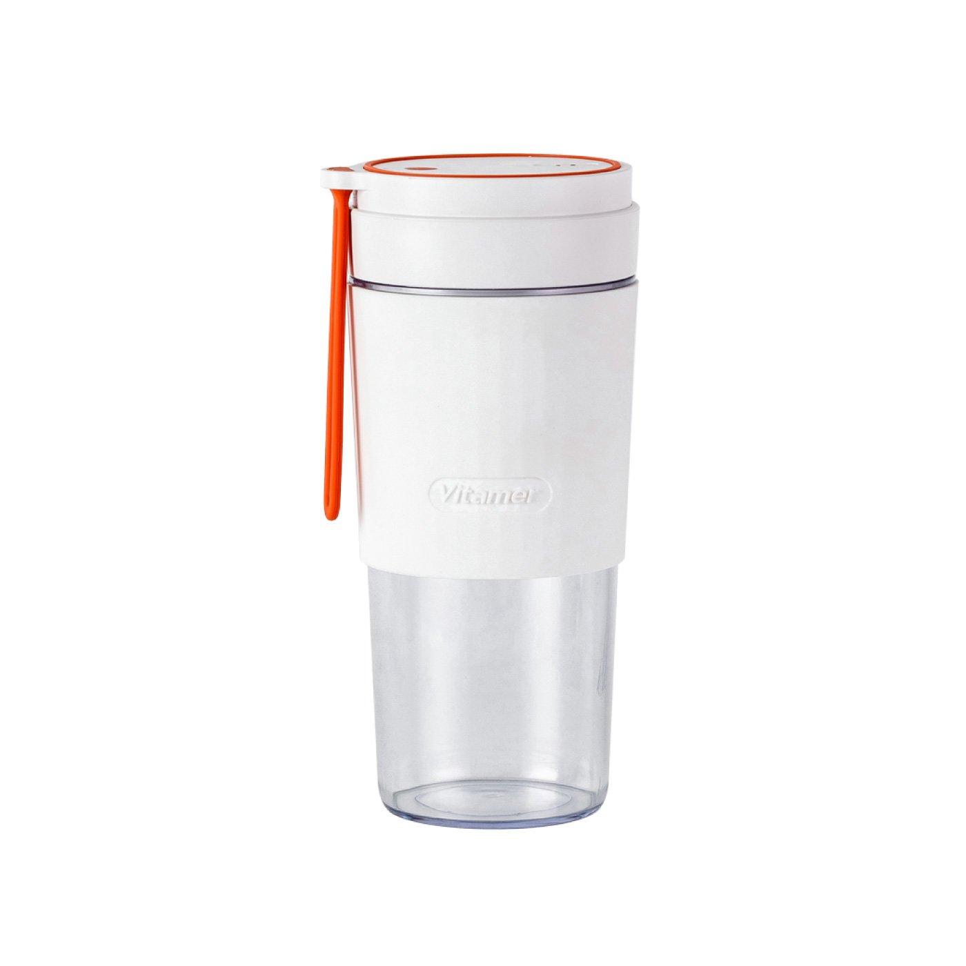 氷も粉砕! ビタミンチャージできるハンディージューサーMini-Vitamer Juicer