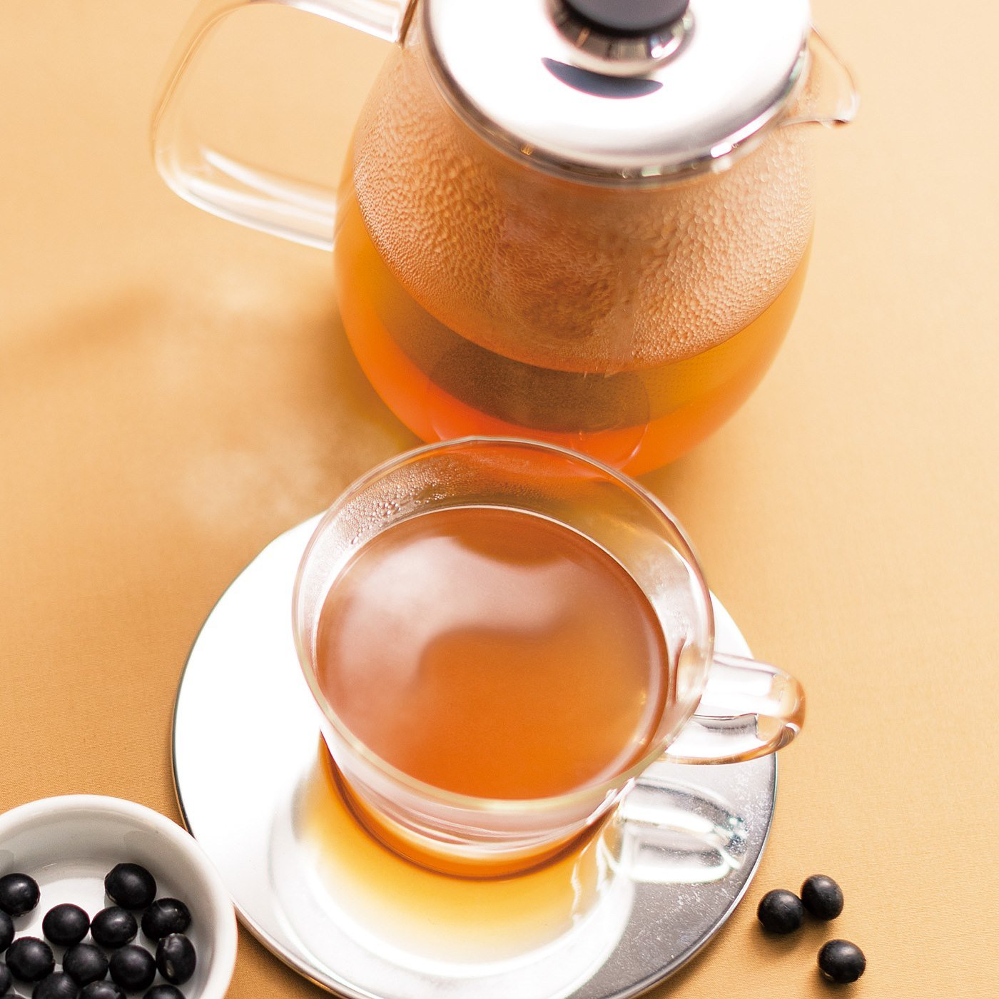 毎日すっきり習慣 濃い出し黒豆茶