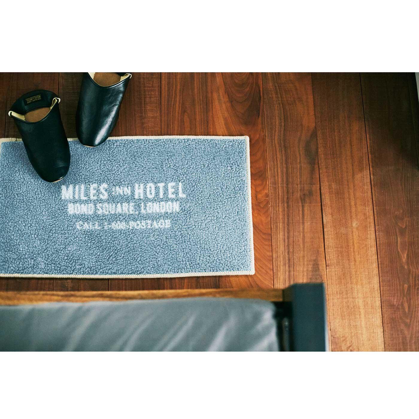 ミニフロアマット60×34〈シティスタイルホテル〉