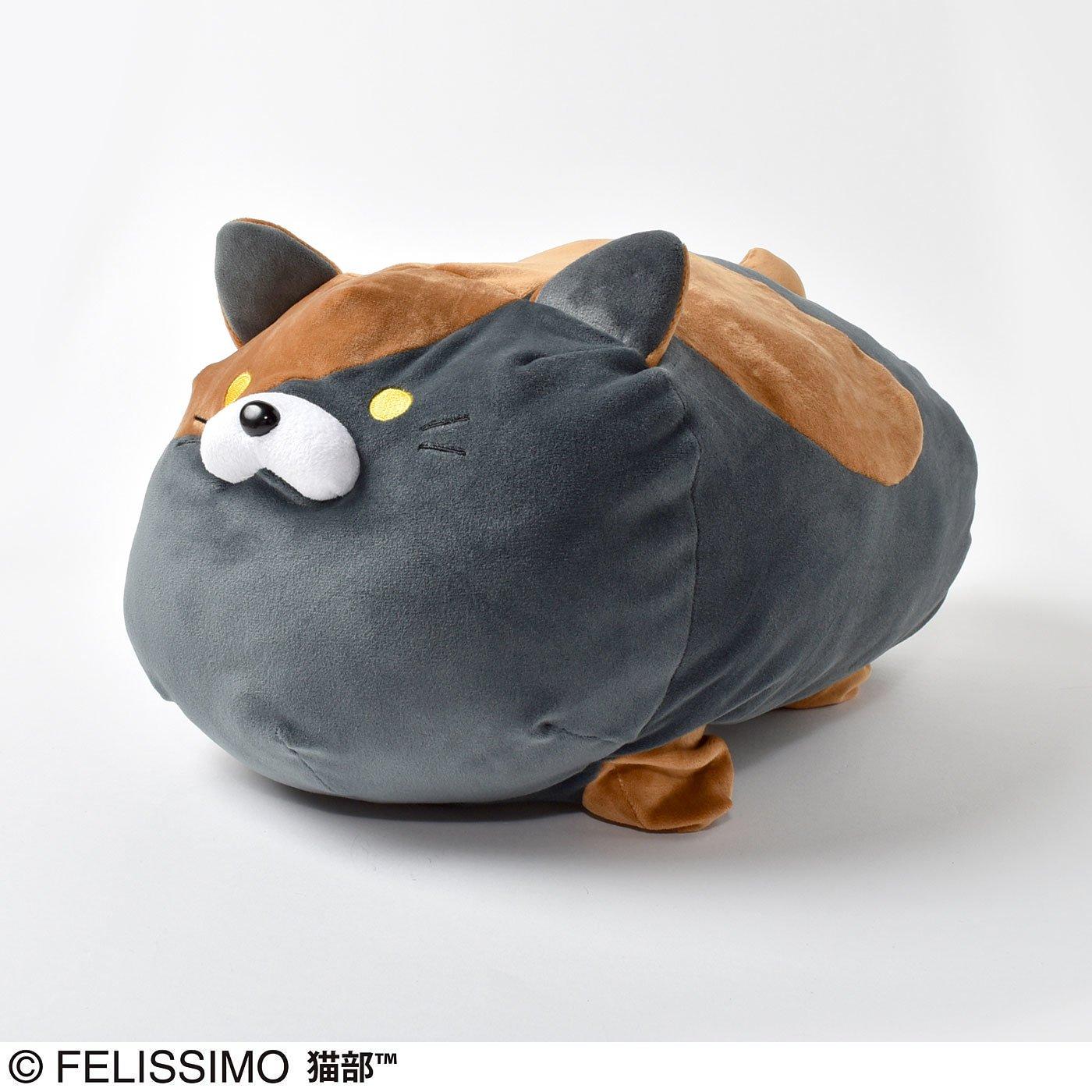 フェリシモ猫部×ごろねこサミットクッション