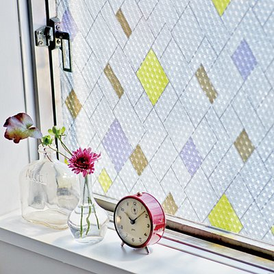 RoomClip商品情報 - 太陽光できらりと輝く ステンドグラス断熱シートの会 フェリシモ FELISSIMO