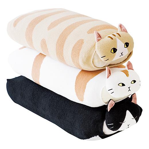 いつでも添い寝してくれるにゃん! 猫と夢見るピローカバーの会