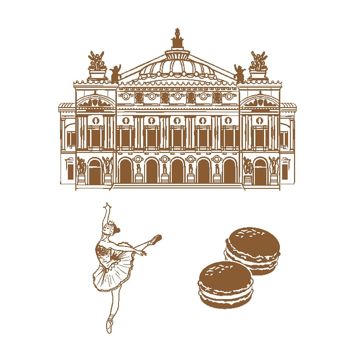 〈フランス/オペラ座〉