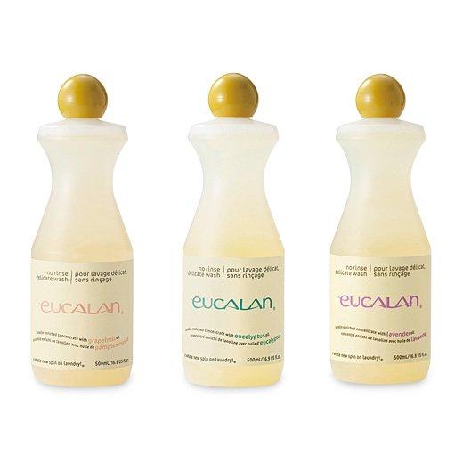 カナダ生まれ すすぎのいらないおしゃれ着洗い eucalan(ユーカラン)の会