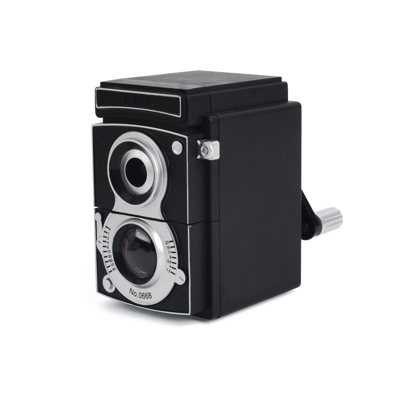 Kikkerland アンティークカメラみたいなペンシルシャープナー