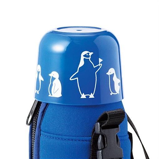 ペットボトルが水筒に早変わり!さらに、キャップが軽い力で開けやすくなります。